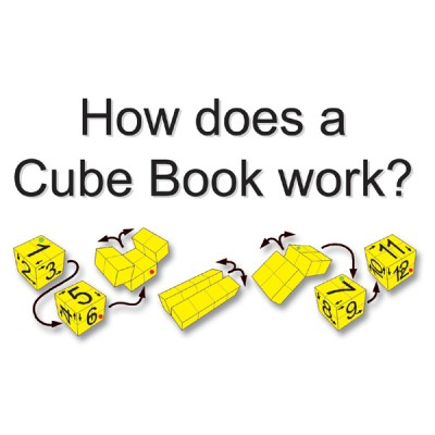 Numbers Cube Book